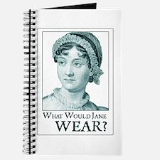 Jane Austen WEAR Journal