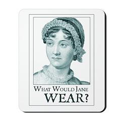 Jane Austen WEAR Mousepad