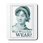 Jane Austen WEAR Mousepad