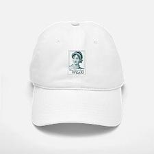 Jane Austen WEAR Baseball Baseball Cap