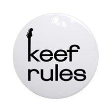 Keef Rules - Ornament (Round)