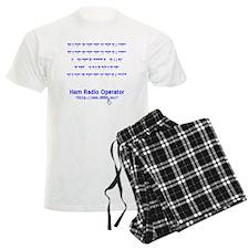 CW Microphone Pajamas