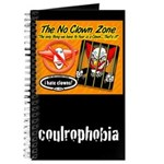 Limited Edition No Clown Zone Journal
