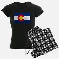 Colorado flag Pajamas