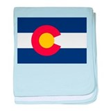Colorado flag Blanket