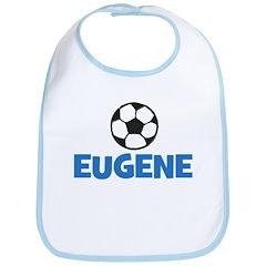 EUGENE - SOCCER BALL - Custom Name Bib