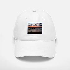 Sunset, seagull, photo! Baseball Baseball Cap
