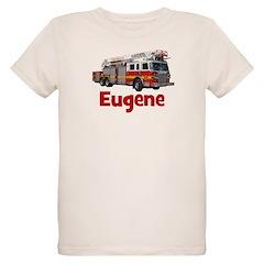 EUGENE - FIRE TRUCK - CUSTOM NAME T-Shirt