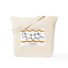 Spirit Women Running Tote Bag