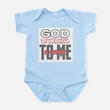 Luke 18:14 Infant Creeper
