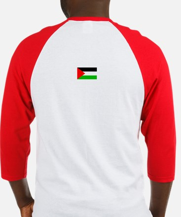 End the Occupation Men's Baseball Jersey