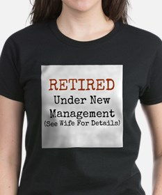 Retired See Wife for Details T-Shirt