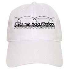 End the Occupation Baseball Cap