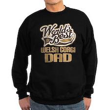 Welsh Corgi Dad Sweatshirt