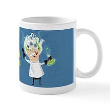 Dr. Stahl Mad Scientist on a Mug! Mug