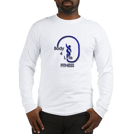 Body 4 Life Logo Long Sleeve T-Shirt
