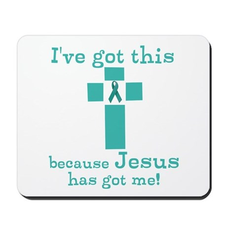 Ive got this Mousepad