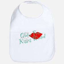 Gluten Free Kisses Bib