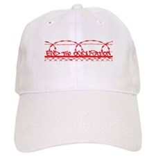 End the Occupation (in Red) Baseball Cap