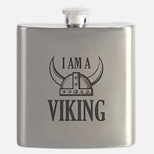 I AM A VIKING Flask