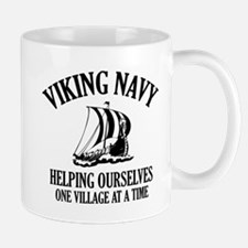 Viking Navy Mug