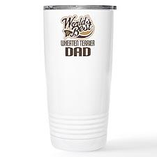 Wheaten Terrier Dad Travel Mug