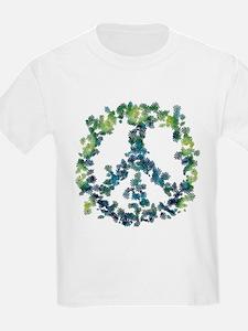 Meditation Flower Peace T-Shirt