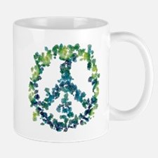 Meditation Flower Peace Mug