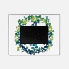Meditation Flower Peace Picture Frame