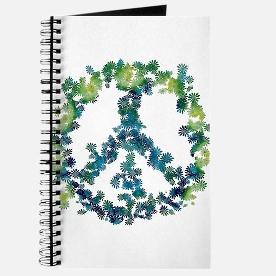 Meditation Flower Peace Journal