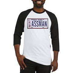 Assman Baseball Jersey