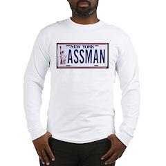 Assman Long Sleeve T-Shirt