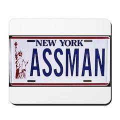 Assman Mousepad