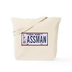 Assman Tote Bag