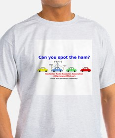 Can you spot the ham? T-Shirt