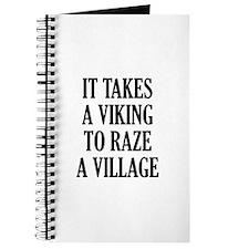 It Takes A Viking Journal