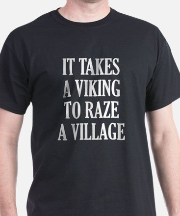 It Takes A Viking T-Shirt