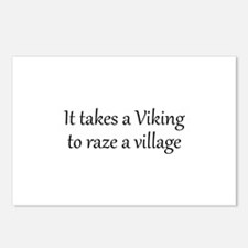 It Takes A Viking Postcards (Package of 8)