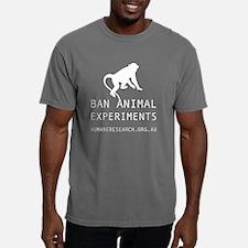 Funny Experimentation Mens Comfort Colors Shirt