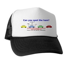 Can you spot the ham? Trucker Hat