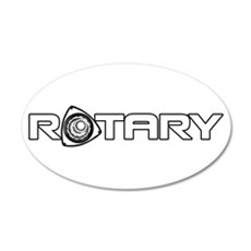 Rotary Wall Decal