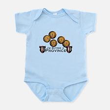 I'm buying a province. Infant Bodysuit