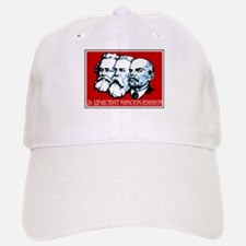 Marx, Engels, Lenin Baseball Baseball Cap