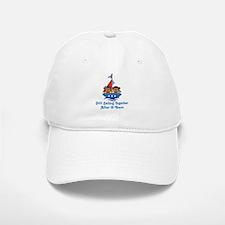 16th Anniversary Sailing Baseball Baseball Cap