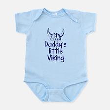 Daddy's Little Viking Infant Bodysuit