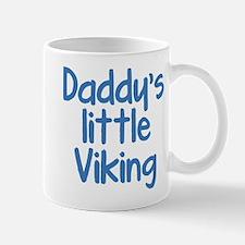 Daddy's Little Viking Mug