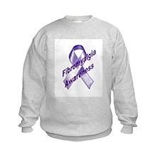 Fibromyalgia Awareness Sweatshirt