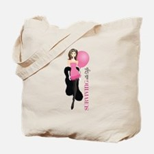Surviving with Style Tote Bag