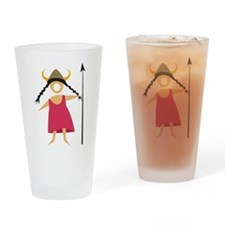 Hildegarde.png Drinking Glass