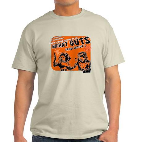 Mutant Guts Light T-Shirt
